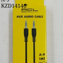 A-9 ACL AUX AUDIO KAABLO 8681830010197